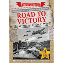 World War 2 Great Battles and Generals: Road to Victory