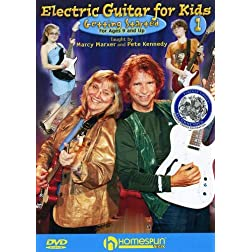 Electric Guitar for Kids #1-Getting Started