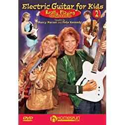 Electric Guitar for Kids #2-Really Playing