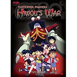 Clockwork Fighters: Hiwou's War, Vol. 3