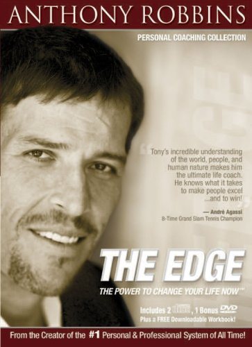 Anthony Robbins: The Edge - The Power to Change Your Life Now