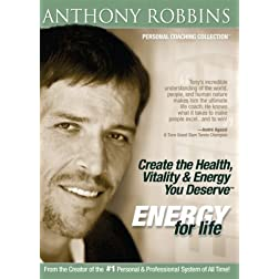 Anthony Robbins: Energy for Life