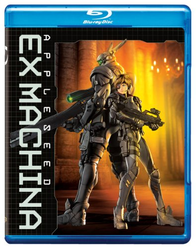 Appleseed Ex Machina [Blu-ray]
