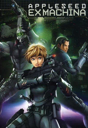Appleseed Ex Machina (Single-Disc Edition)