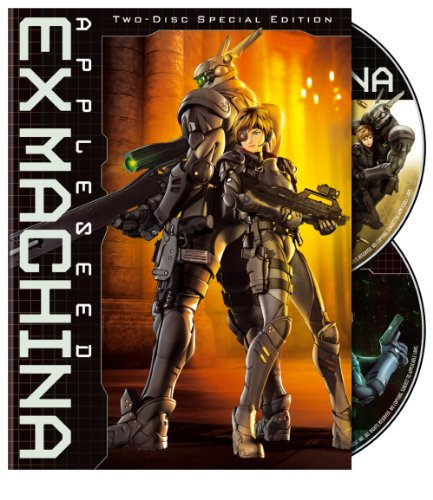 Appleseed Ex Machina (Two-Disc Special Edition)