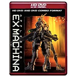 Appleseed Ex Machina (Combo HD DVD and Standard DVD) [HD DVD]