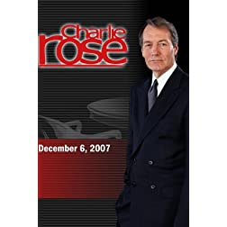 Charlie Rose (December 6, 2007)