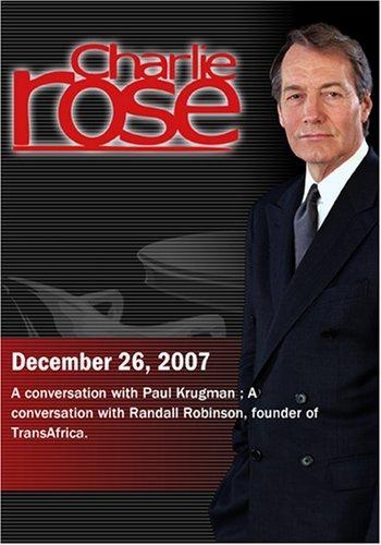 Charlie Rose (December 26, 2007)