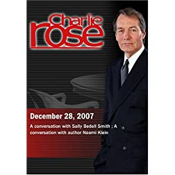 Charlie Rose (December 28, 2007)