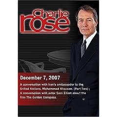 Charlie Rose (December 7, 2007)