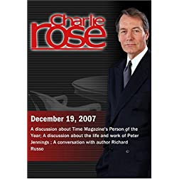 Charlie Rose (December 19, 2007)