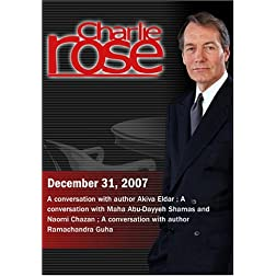 Charlie Rose (December 31, 2007)