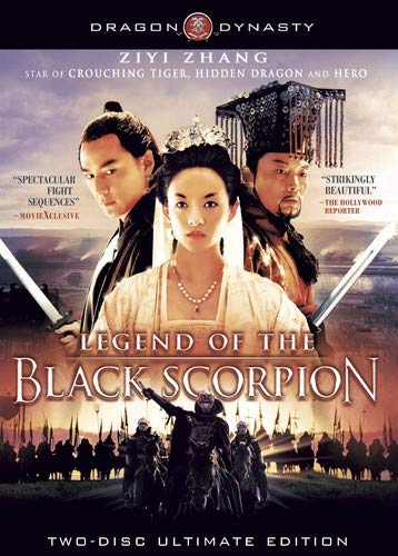 The Legend of the Black Scorpion