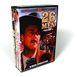 26 Men, Vol. 1-3