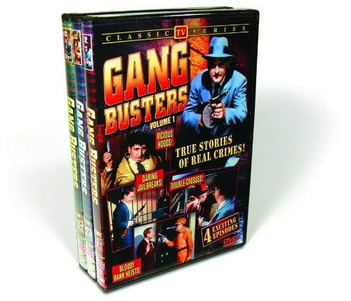 Gang Busters, Vol. 1-3