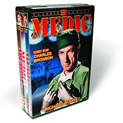 Medic, Vol. 1-3