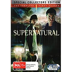 Supernatural Season 1-Special Edition