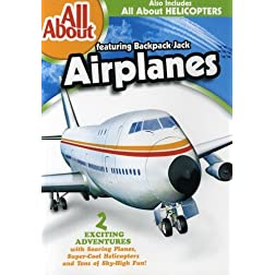 All About Airplanes/All About Helicopters