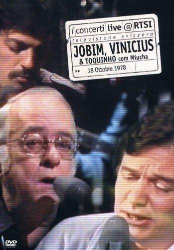 Jobim Vinicius Toquinho Com Miucha