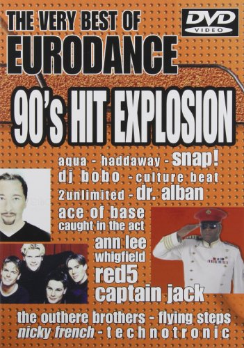 90's Hit Explosion: Very Best of Eurodance