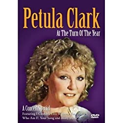 Petula Clark at the Turn of the Year