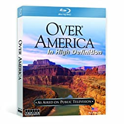 Over America [Blu-ray]
