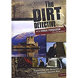 The Dirt Detective with Craig Ferguson