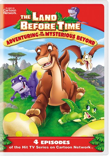 The Land Before Time: Adventuring in the Mysterious Beyond
