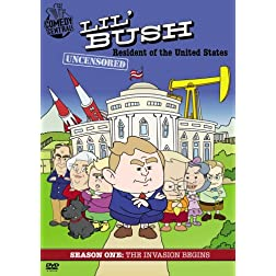 Lil' Bush - Resident of United States - Season One