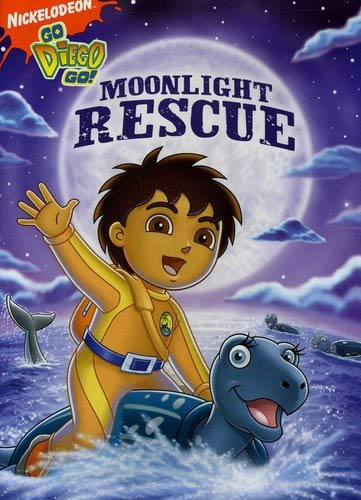 Go Diego Go! - Moonlight Rescue