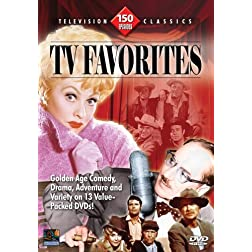TV Favorites 150 Episodes
