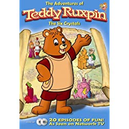 The Adventures of Teddy Ruxpin: Six Crystals Episodes 1-20