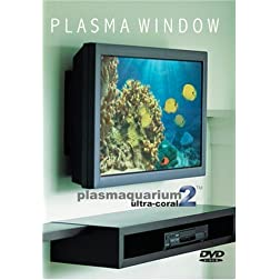 Plasmaquarium Vol. II Ultra Coral Reef Aquarium DVD (Widescreen)