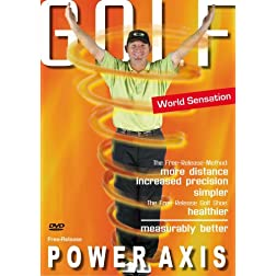 Free-Release &#34;Golf Power Axis&#34;