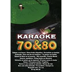 Karaoke 70 & 80