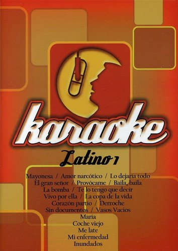 Vol. 1karaoke Latino