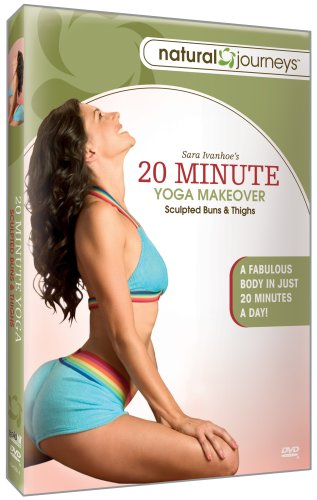 20 Minute Yoga Makeover: Sculpted Buns & Tights