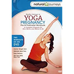Yoga Pregnancy: Pre & Post-Natal Workouts