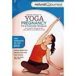 Yoga Pregnancy: Pre & Post-Natal Workouts