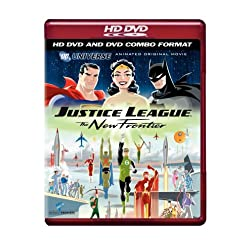 Justice League - The New Frontier (Combo HD DVD and Standard DVD) [HD DVD]