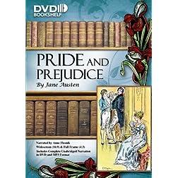 Pride and Prejudice by DVDBookshelf