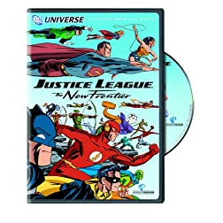 Justice League - The New Frontier (Single-Disc Edition)