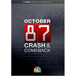 OCTOBER '87:  CRASH & COMEBACK