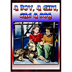 A Boy, A Girl, and a Dog