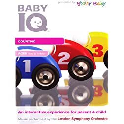BRAINY BABY: BABY IQ - Counting