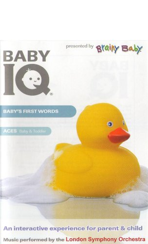 BRAINY BABY - Baby IQ: Baby's First Words