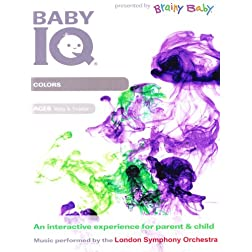 BRAINY BABY: BABY IQ - Colors