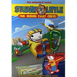 Stuart Little the Animated Series: Fun Around Every Curve