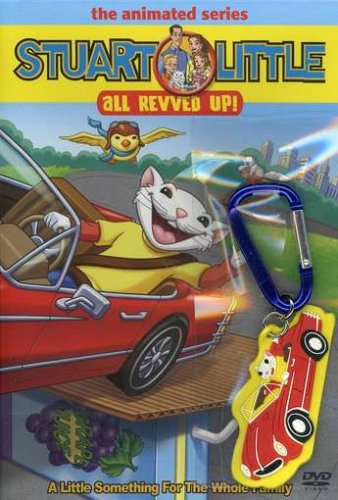 Stuart Little the Animated Series: All Revved Up!