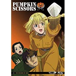 Pumpkin Scissors Vol. 3: Wounds of War